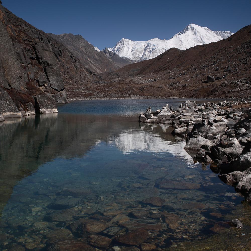 Cho Oyu, China-Nepal