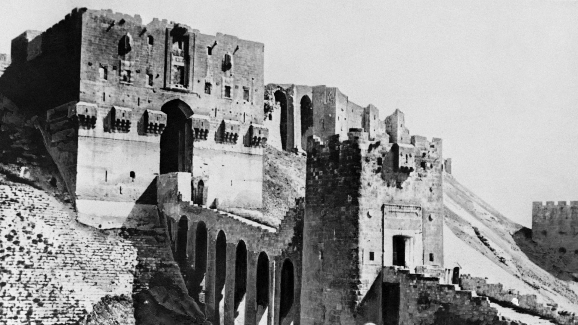 Aleppo, Syria (1138)