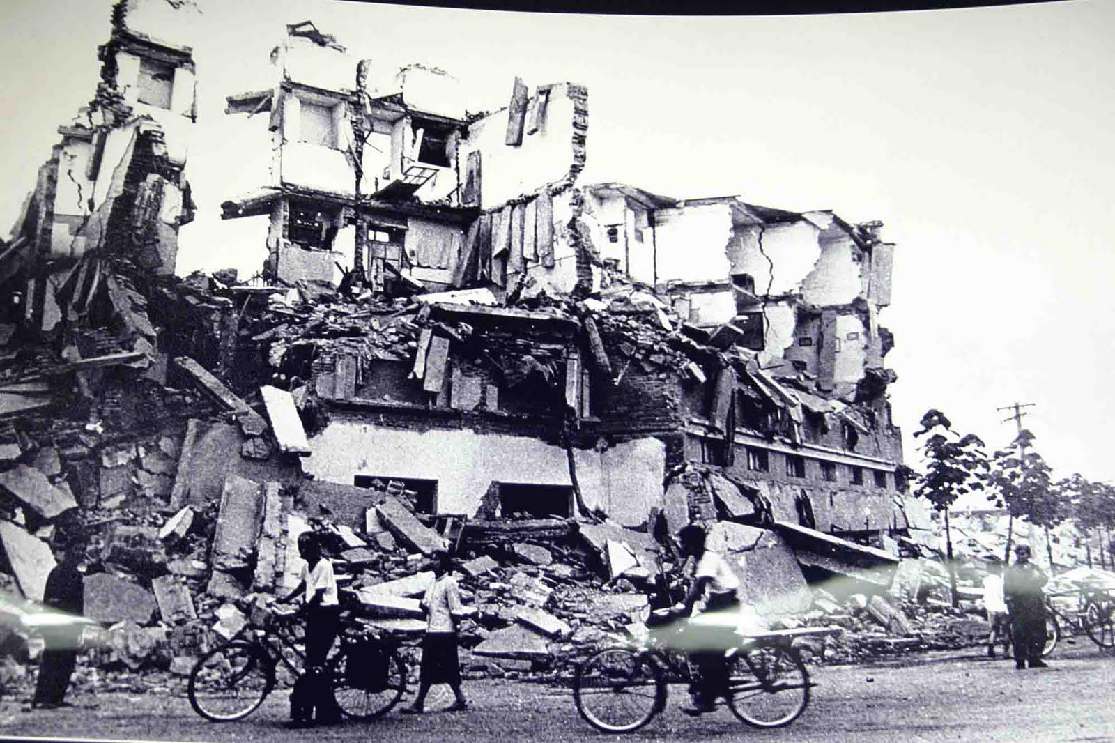 Tangshan, China (1976)