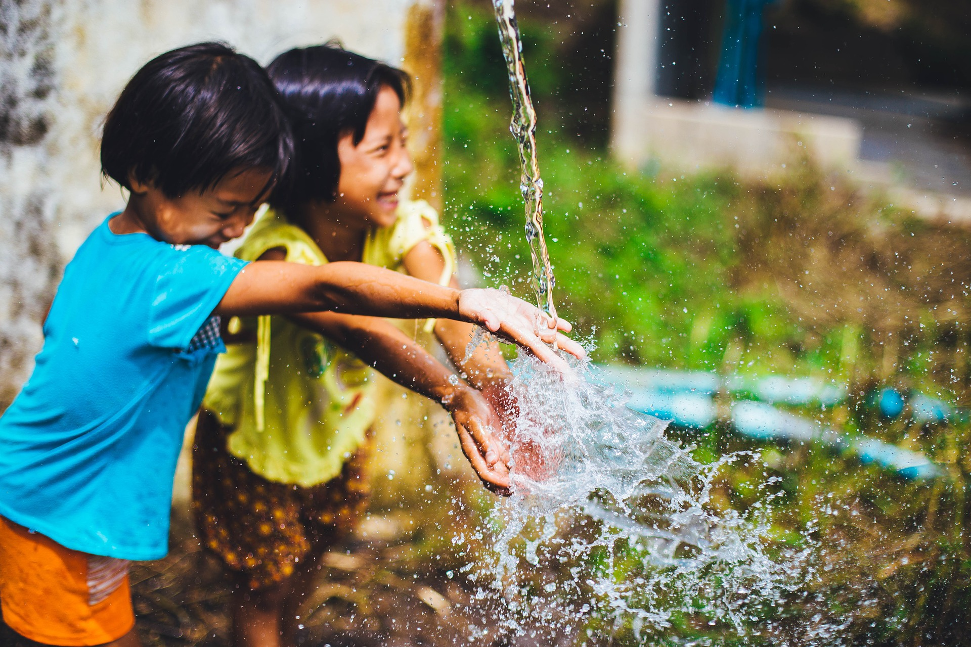 A new study of children in 35 countries found that kids whose water sheds have more tree cover are less likely to get diarrheal disease.