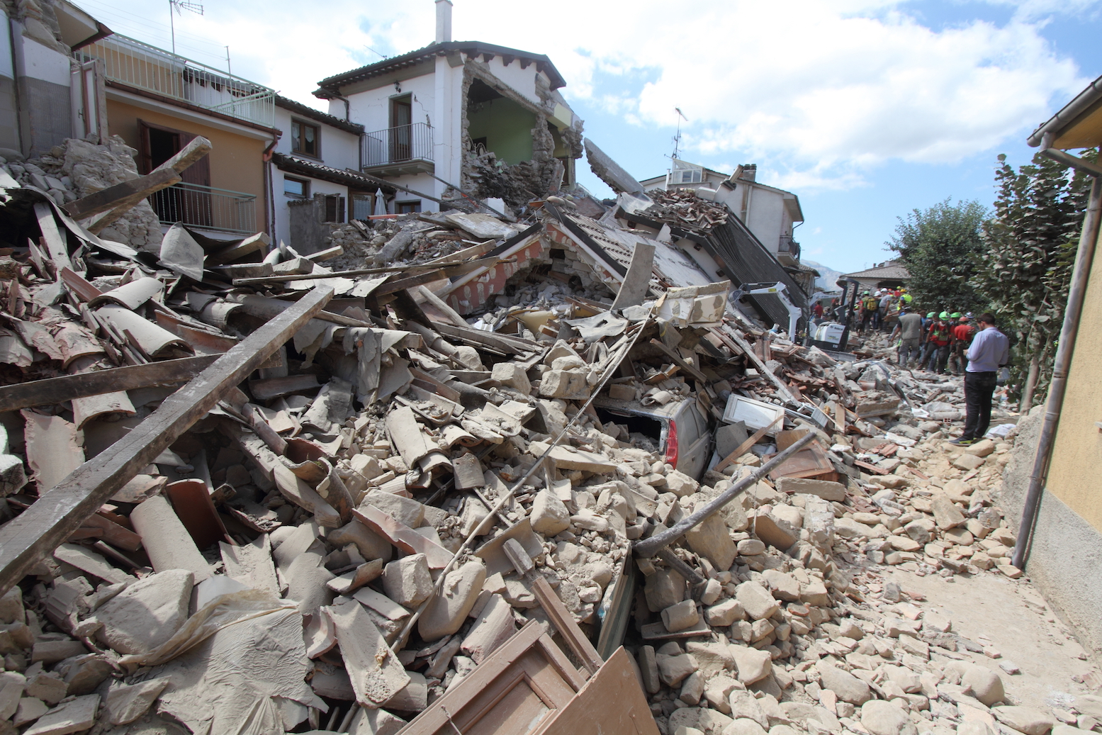 "A new study suggests that earthquakes have a ""tell,"" where slow earthquakes can often signal upcoming larger earthquakes."