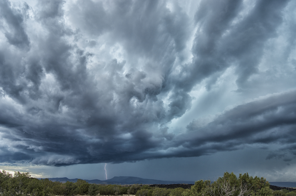 The North American monsoon could be bringing less rain in the future, thanks to climate change.