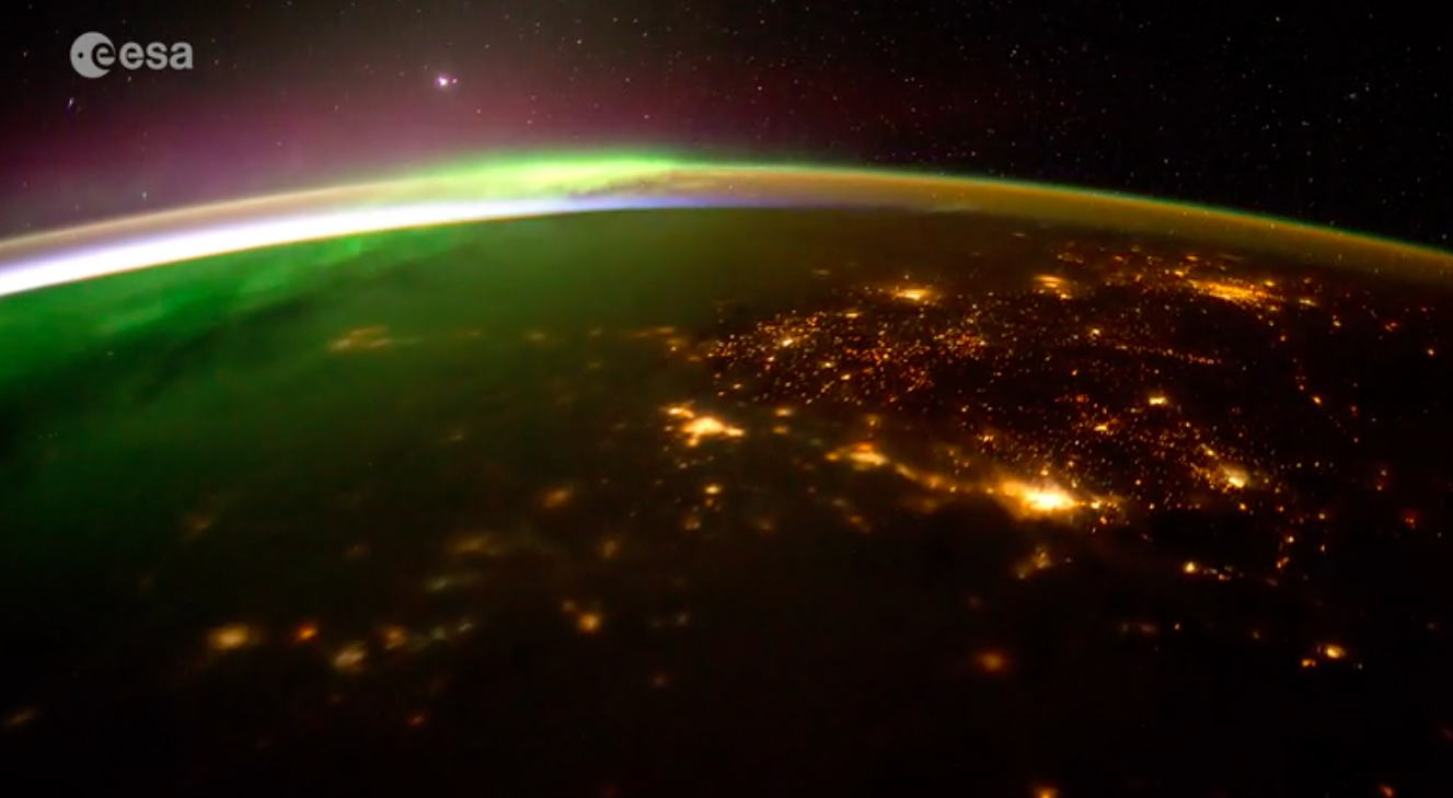 Today's Video of the Day comes from the European Space Agency's (ESA) Earth from Space series and features a timelapse trip over Canada.