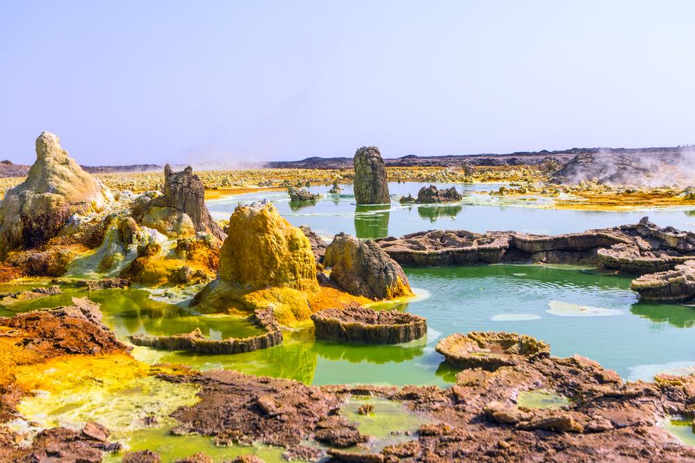 Dallol, Ethiopia