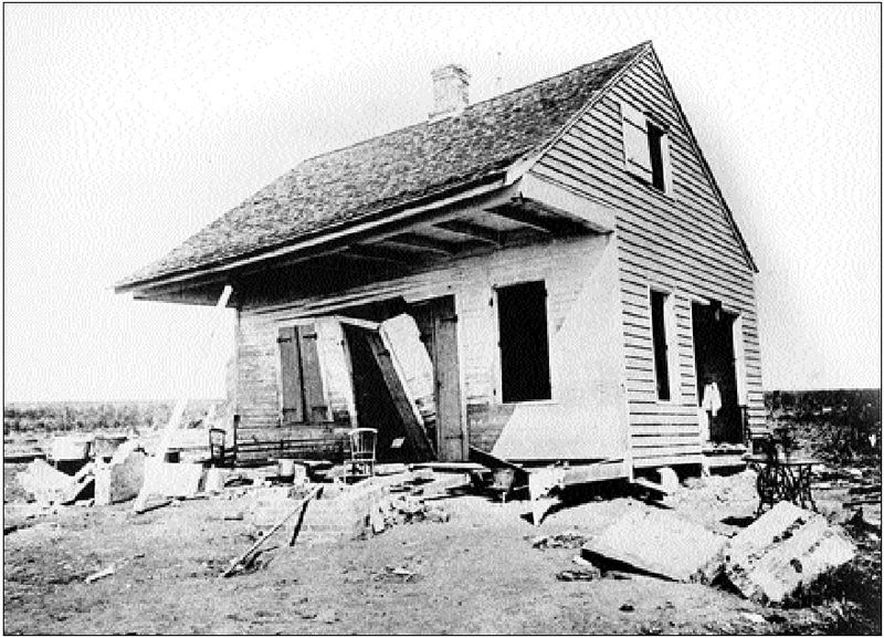 The Great October Storm of 1893
