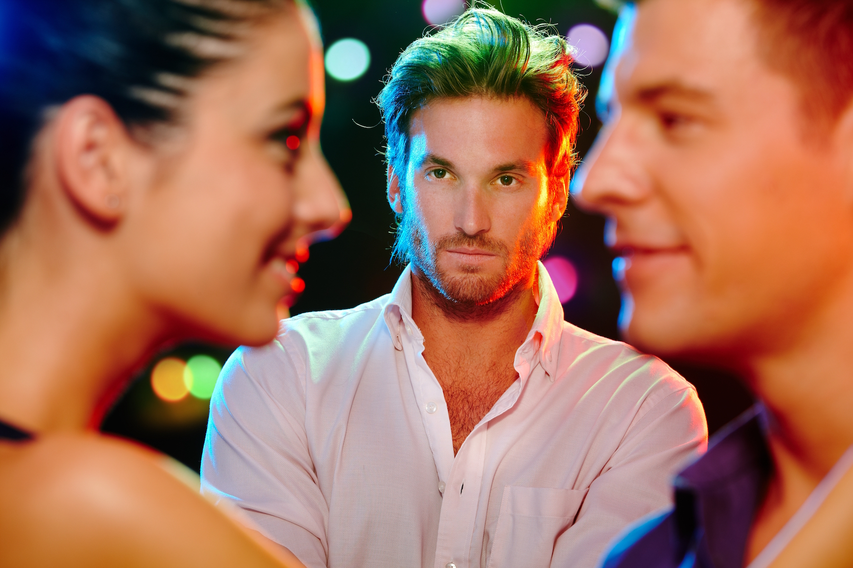 Jealousy leads to increased brain activity in areas associated with social pain and pair bonding in a monogamous animals.