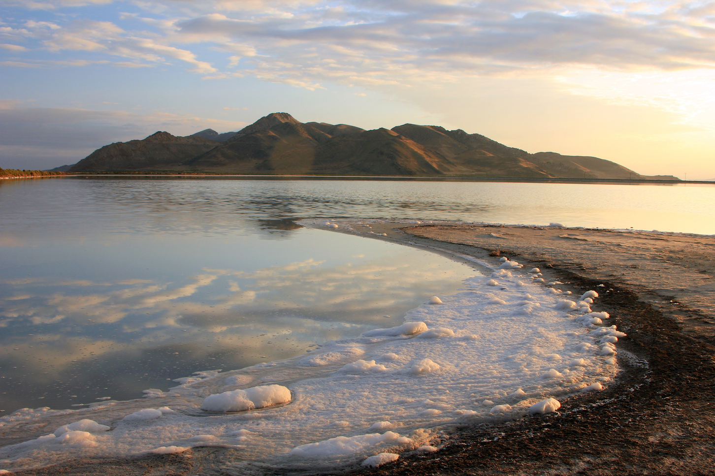 Salt lakes can be found all over the world and are important to their local communities for both environmental and economic reasons.