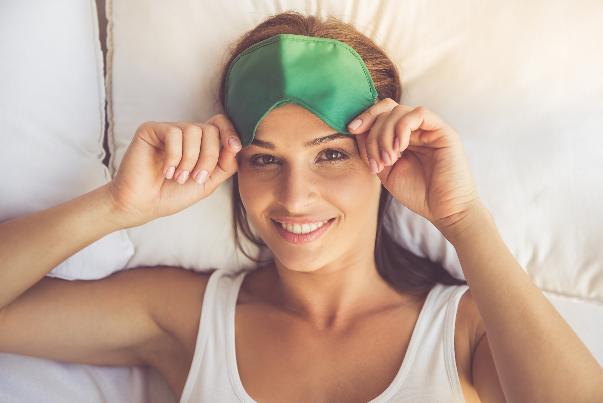 According to a new study, better quality sleep actually reduces your brain's sensitivity to fear and otherwise traumatic stimuli.