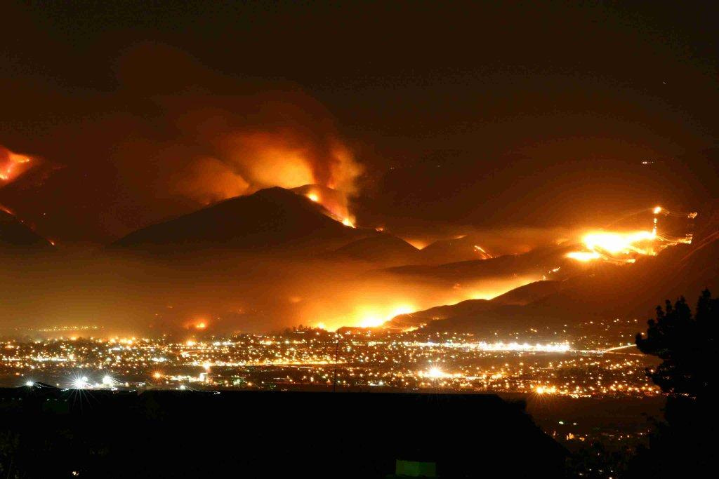 2007 California Wildfires