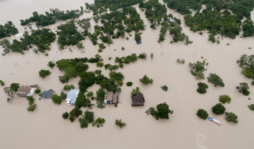 Extreme weather events attributed to climate change have cost the United States federal government over $350 billion over the past decade.