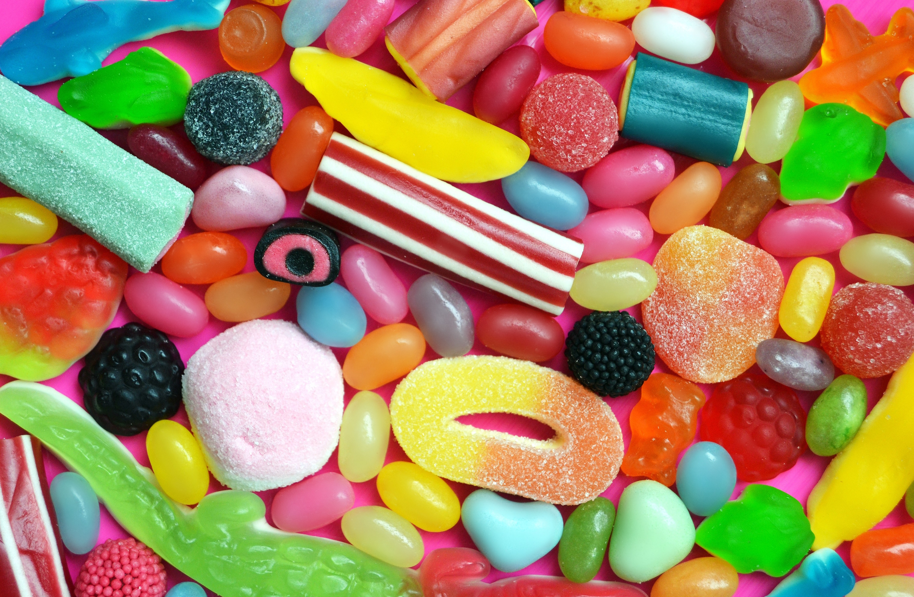 Imported candy tops the California contaminated foods list
