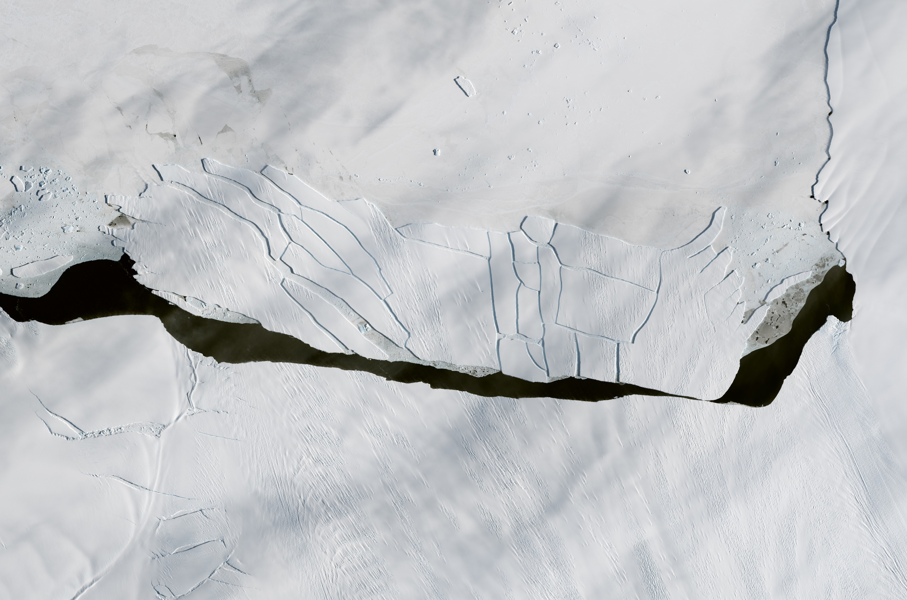 Today's Image of the Day features a look the B-44 iceberg, which broke off the Pine Island Glacier in Antarctica last month.