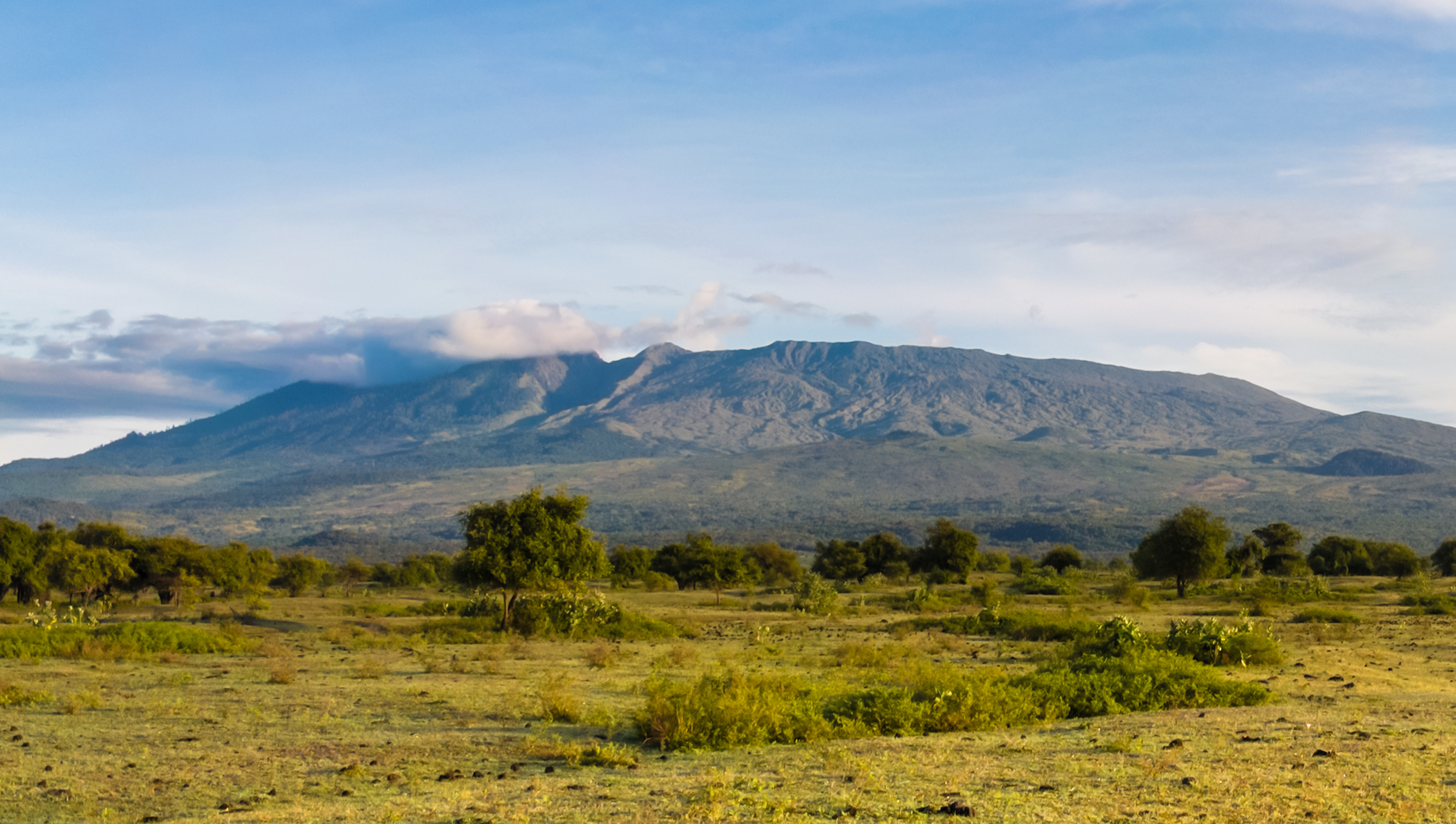 """The eruption of Mount Tambora was so destructive that it may have triggered what's referred to as the """"year without a summer"""" in 1816."""