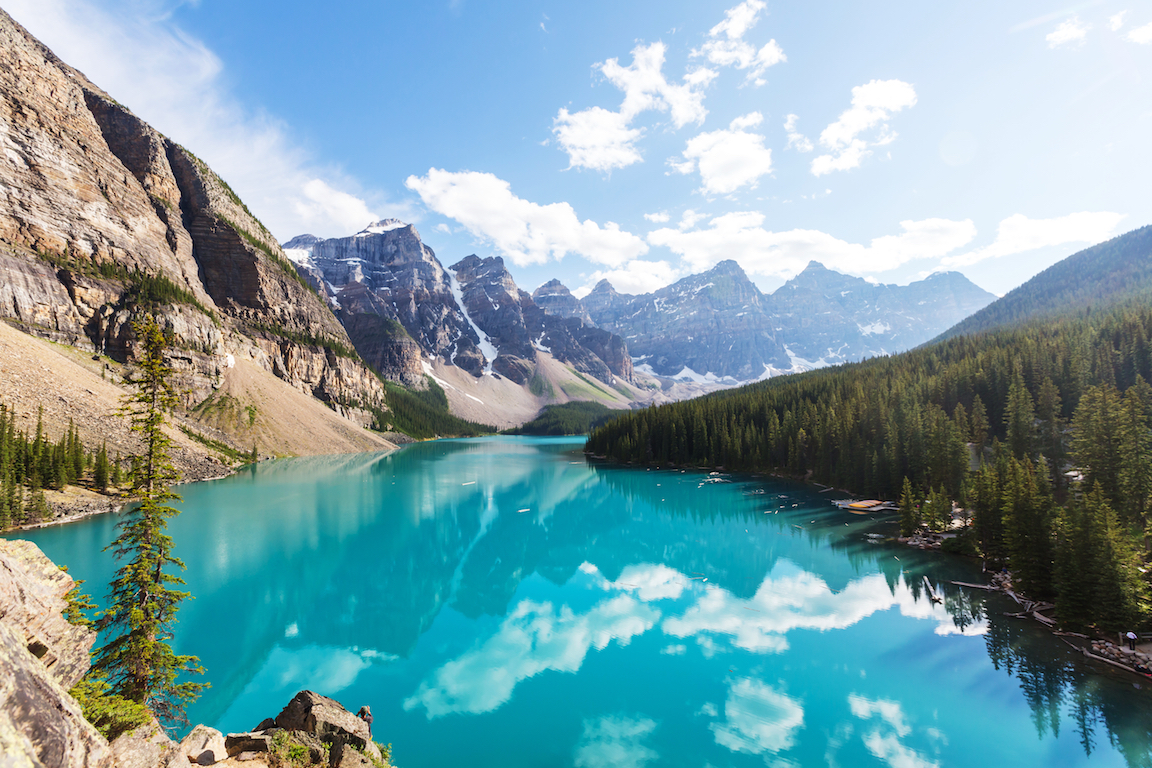 Increased organic matter runoff in lakes and rivers clouds the water and hinders the sun's ability to disinfect harmful waterborne pathogens.