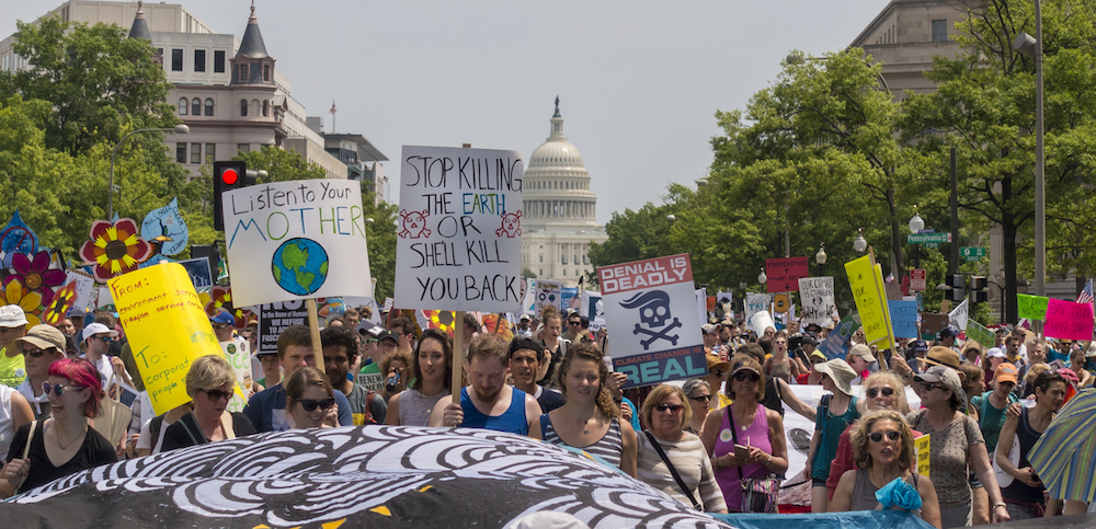 The U.S. is now the only country in the world who is not a part of the Paris climate agreement, after Syria announced their decision to join.