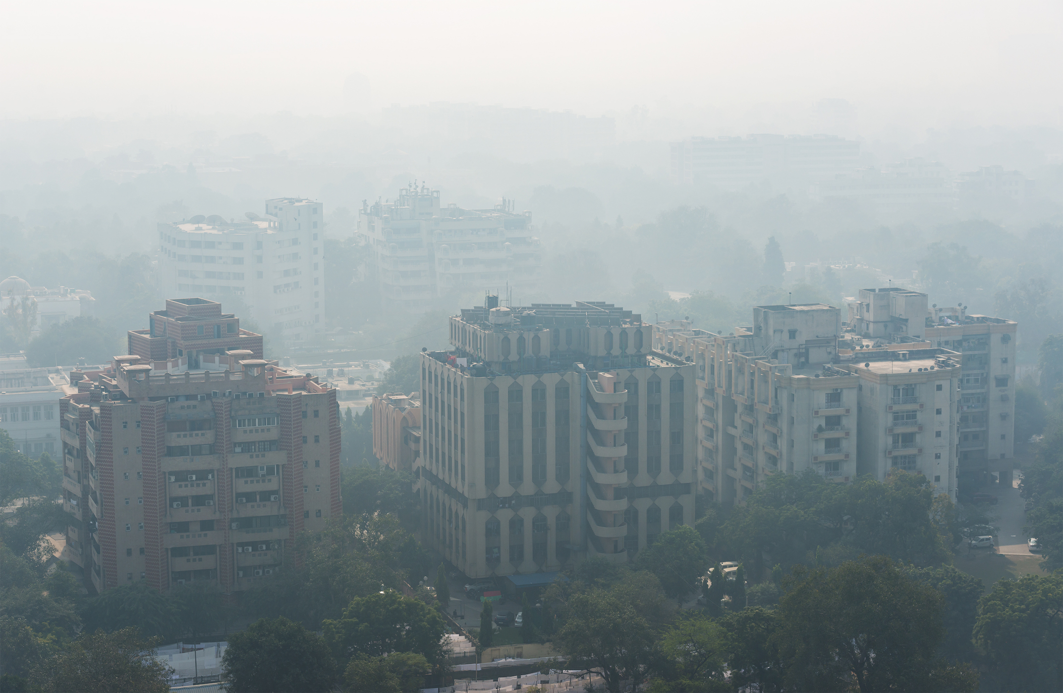 A new study has found that sulfur dioxide emissions have dropped by 75 percent in China, but increased by 50 percent in India.