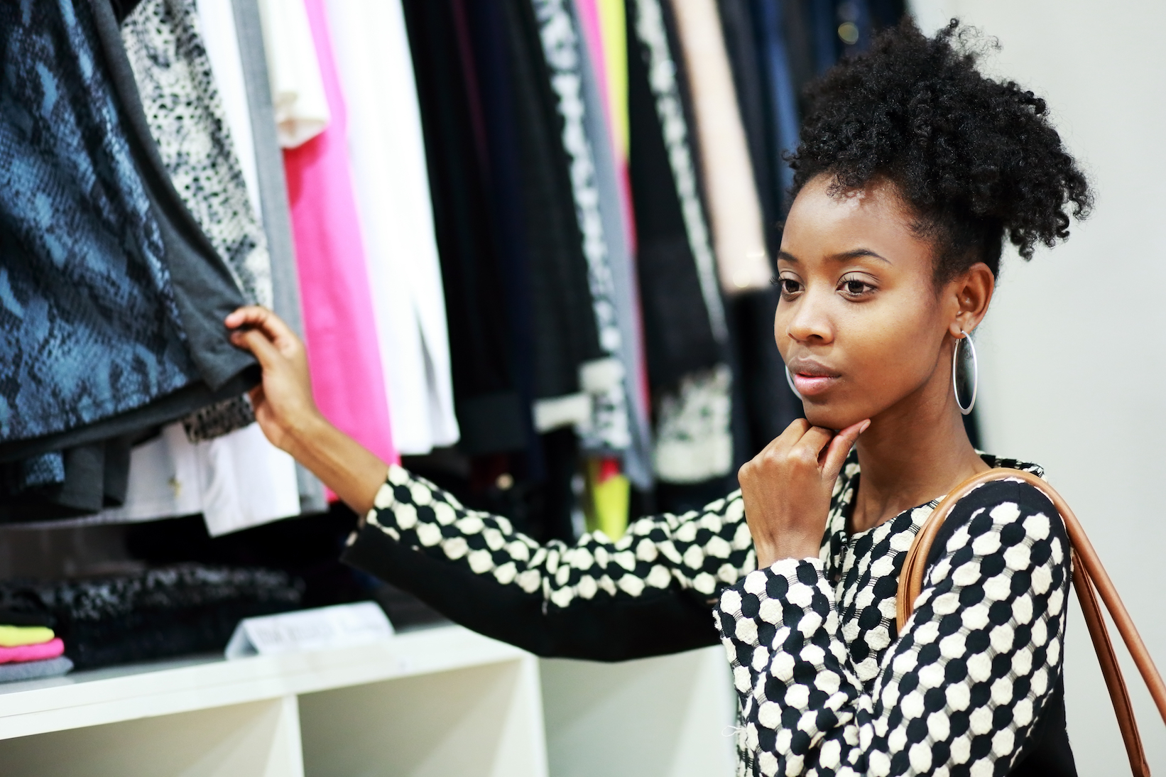 A new study has shed light on the rampant racial profiling that occurs in the retail industry, where black shoppers are often targeted.