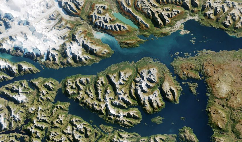 Today's Image of the Day comes courtesy of the NASA Earth Observatory and features a look at Ushuaia, Argentina, the southernmost city in the world.