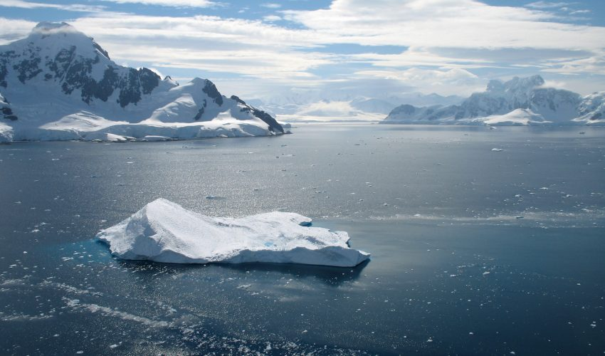 Researchers have created the most precise geothermal heat map of the Antarctic to date that may explain the source of ice shelf melting.