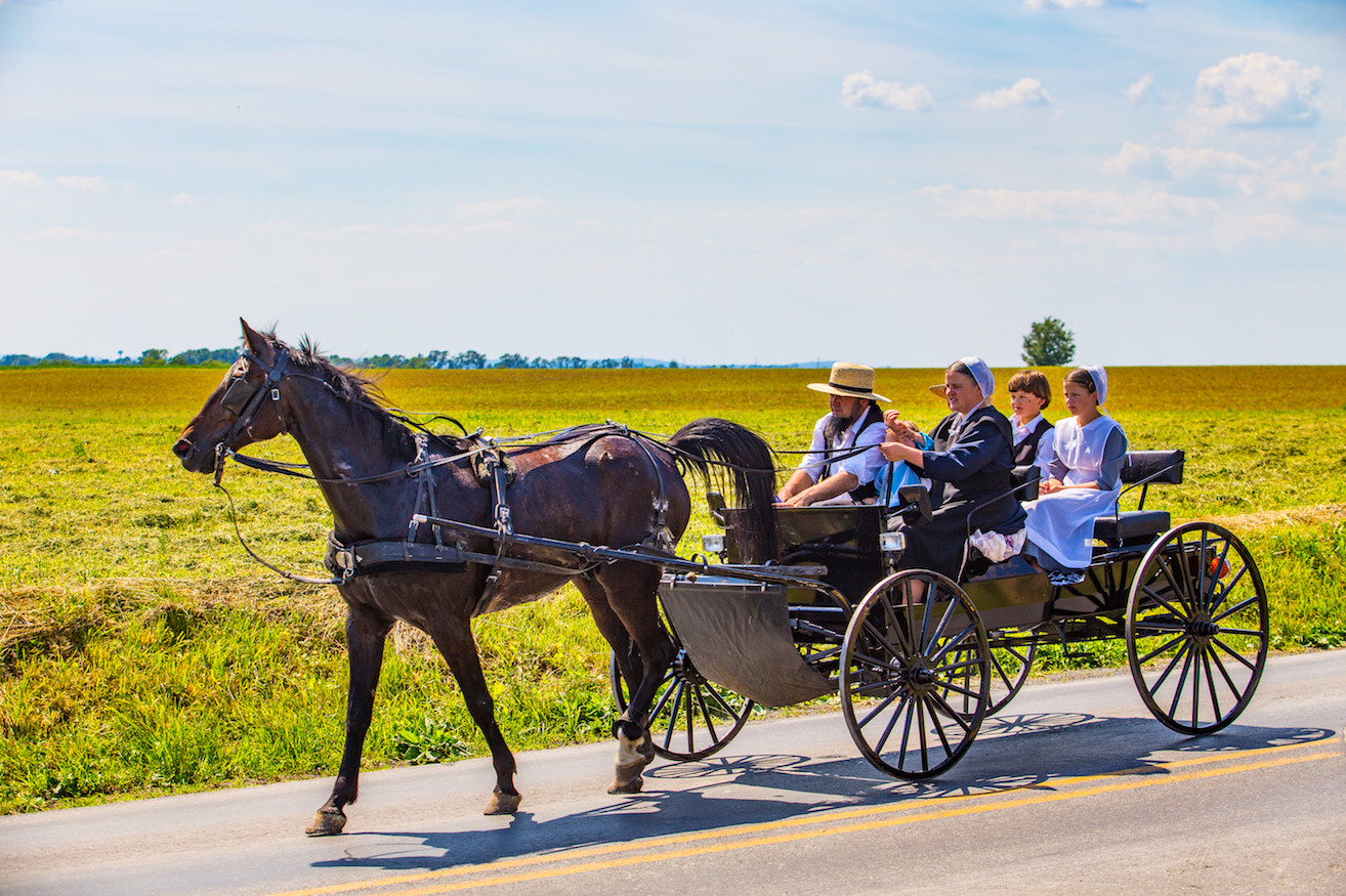 Researchers have discovered that some Amish people have a gene mutation that enables them to live up to ten years longer.