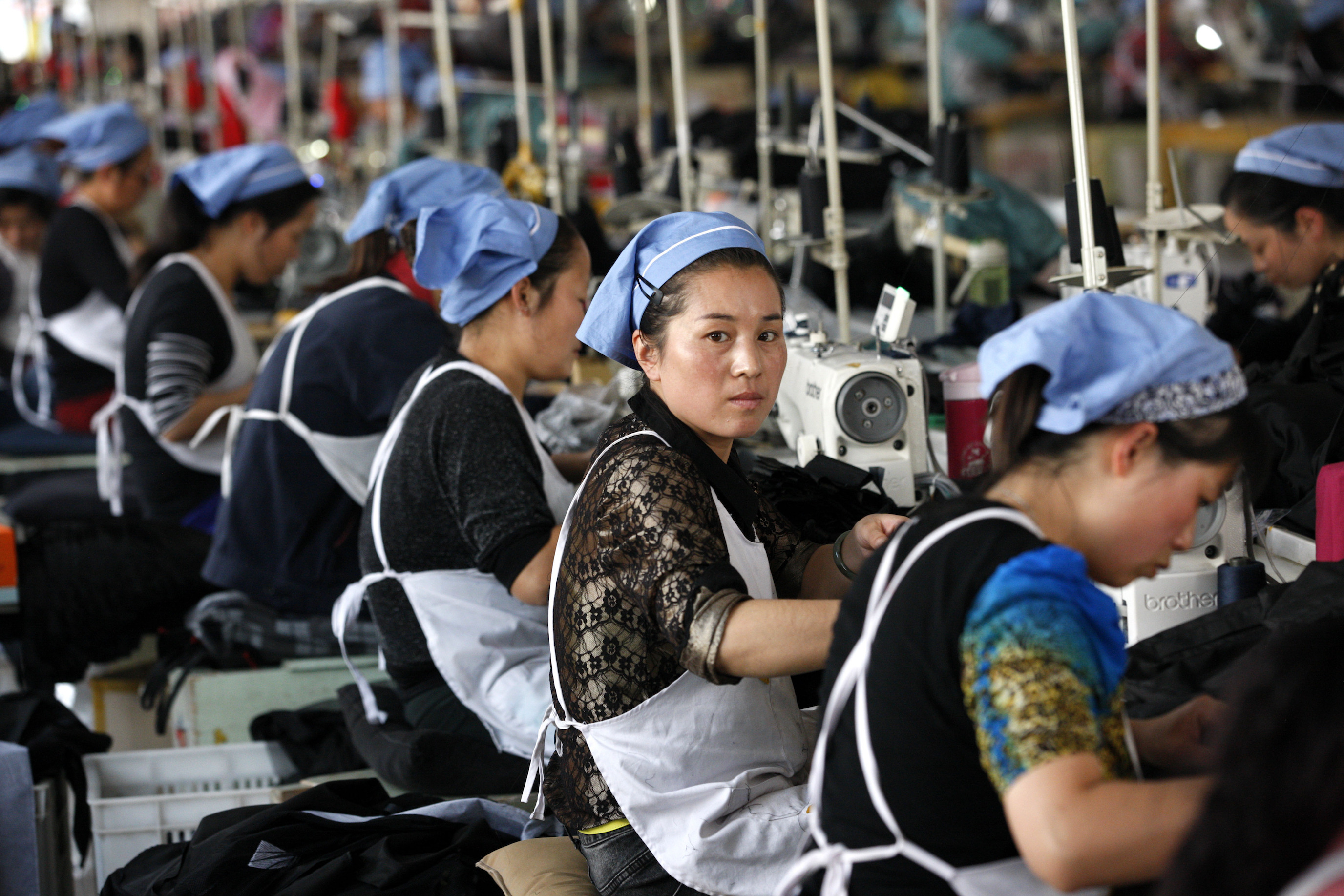 A new study from UC Santa Barbara has found that that climate change will lower output for the manufacturing sector in China.