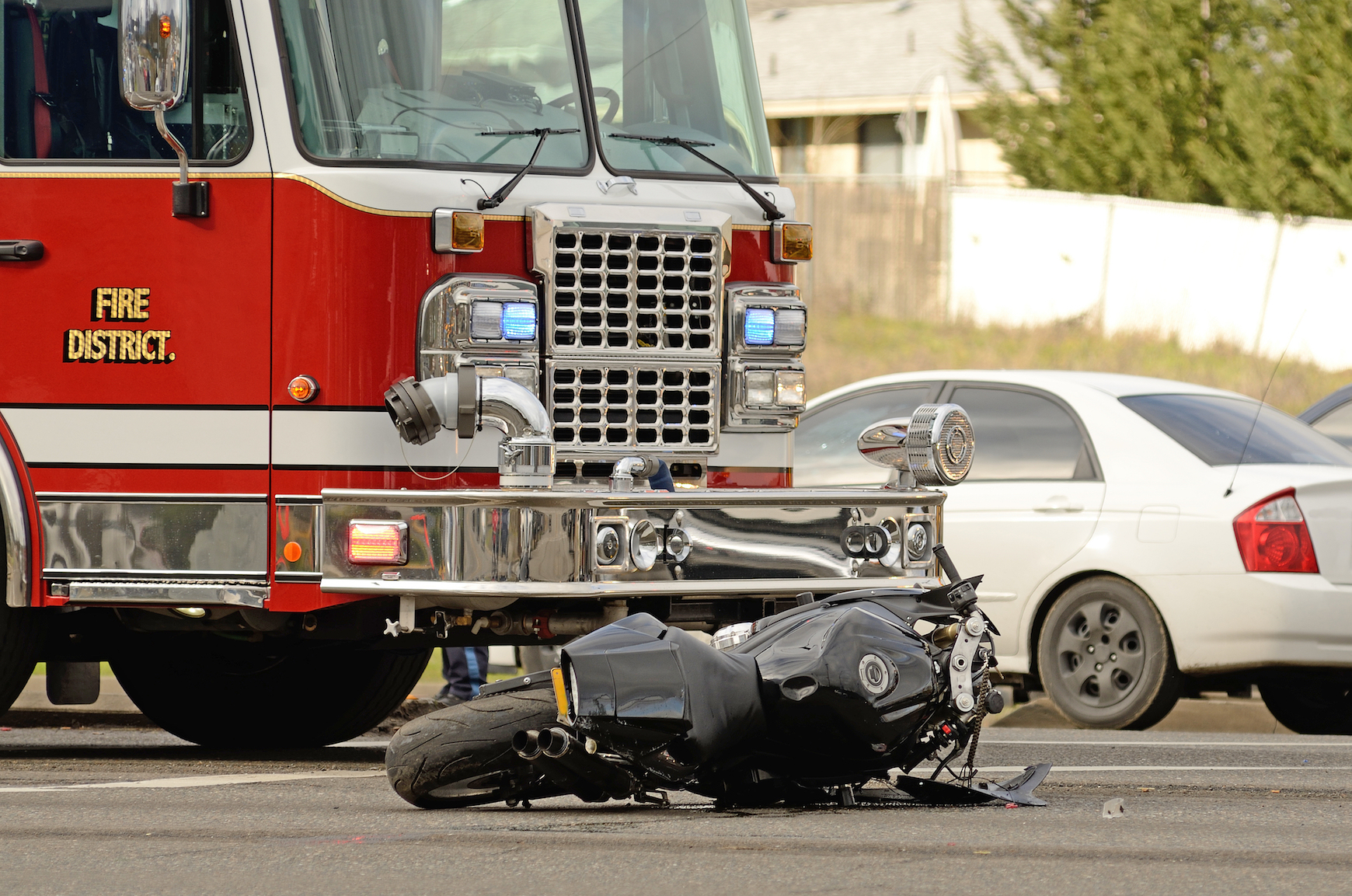Motorcycle crashes cause five times as many deaths, three times as many injuries, and cost six times more in medical expenses.