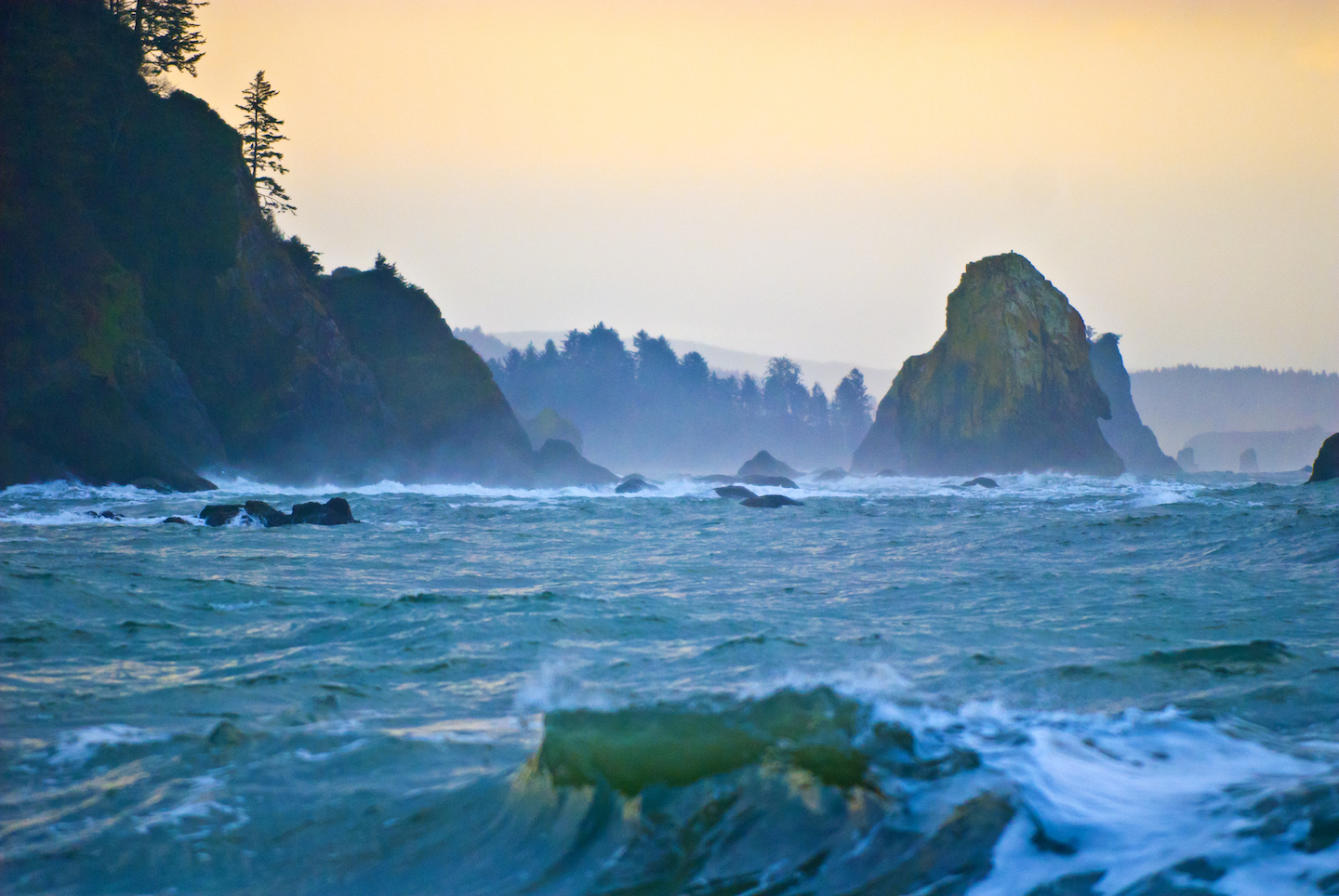 A new study has found evidence off the coast of Washington state that the area is primed for a large earthquake.