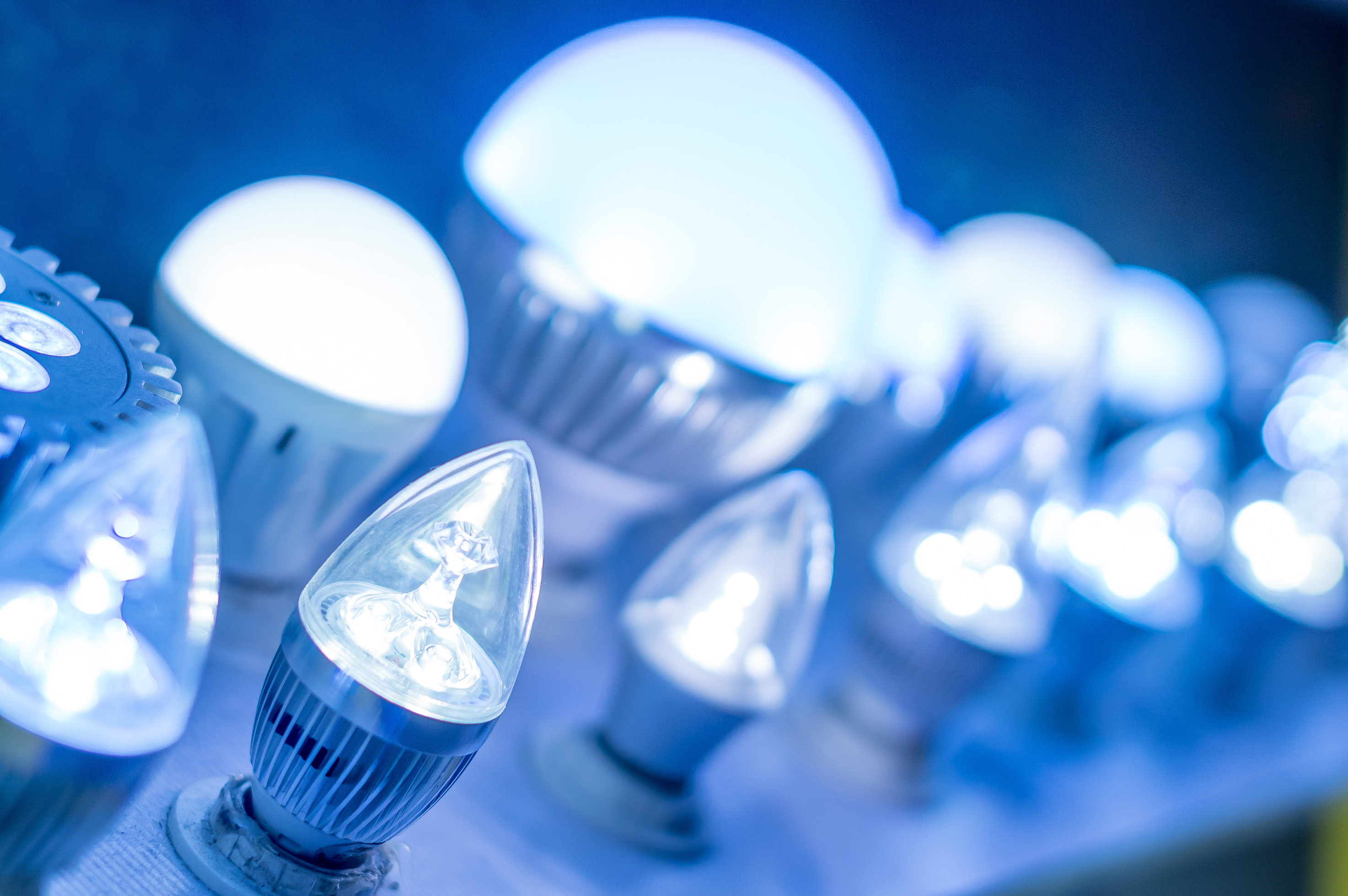 Artificial lights are considered an environmental pollutant that throw off circadian rhythms and threaten nocturnal animals.