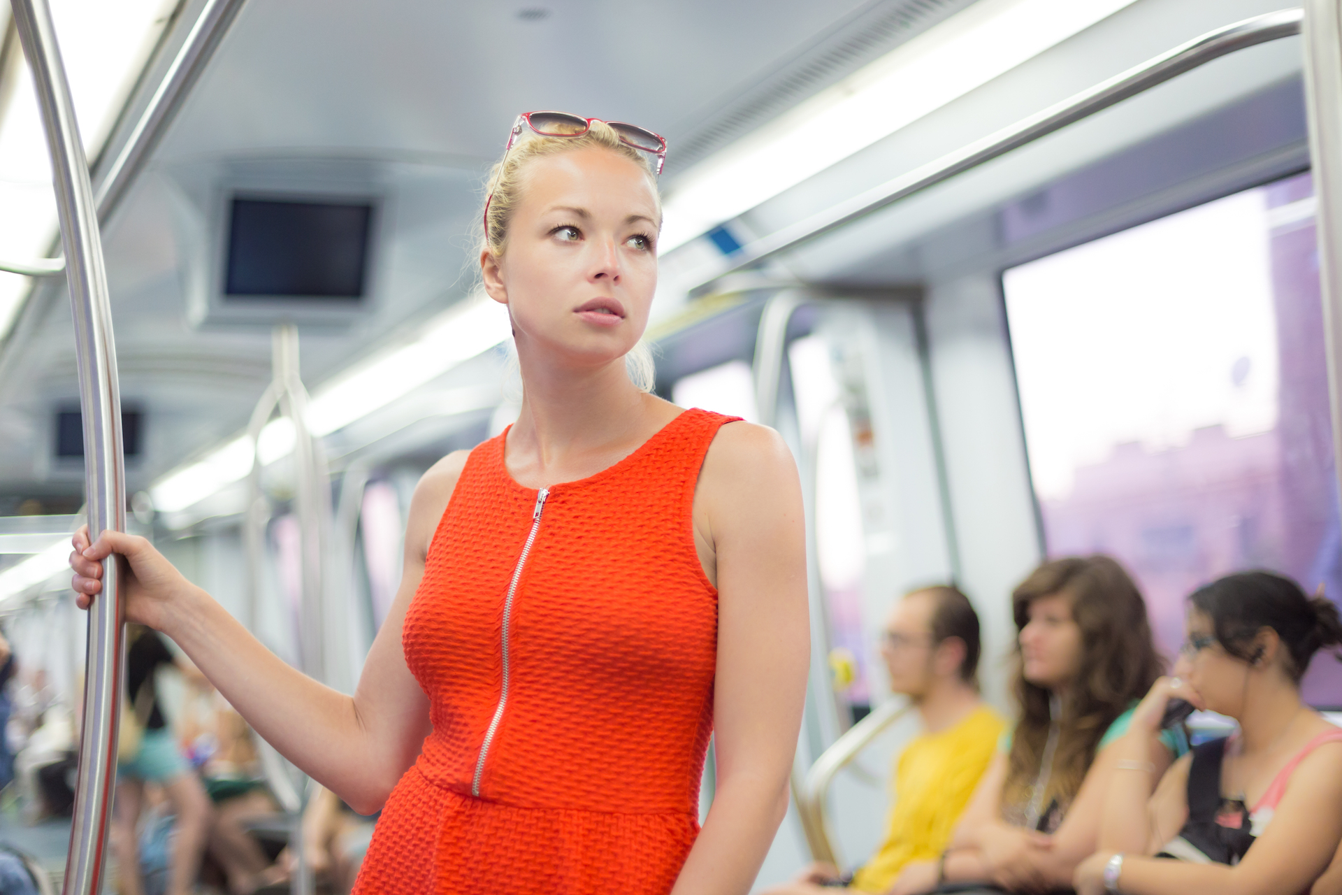 Researchers at the University of Toronto have determined that noise encountered on public transportation can be harmful to your health.