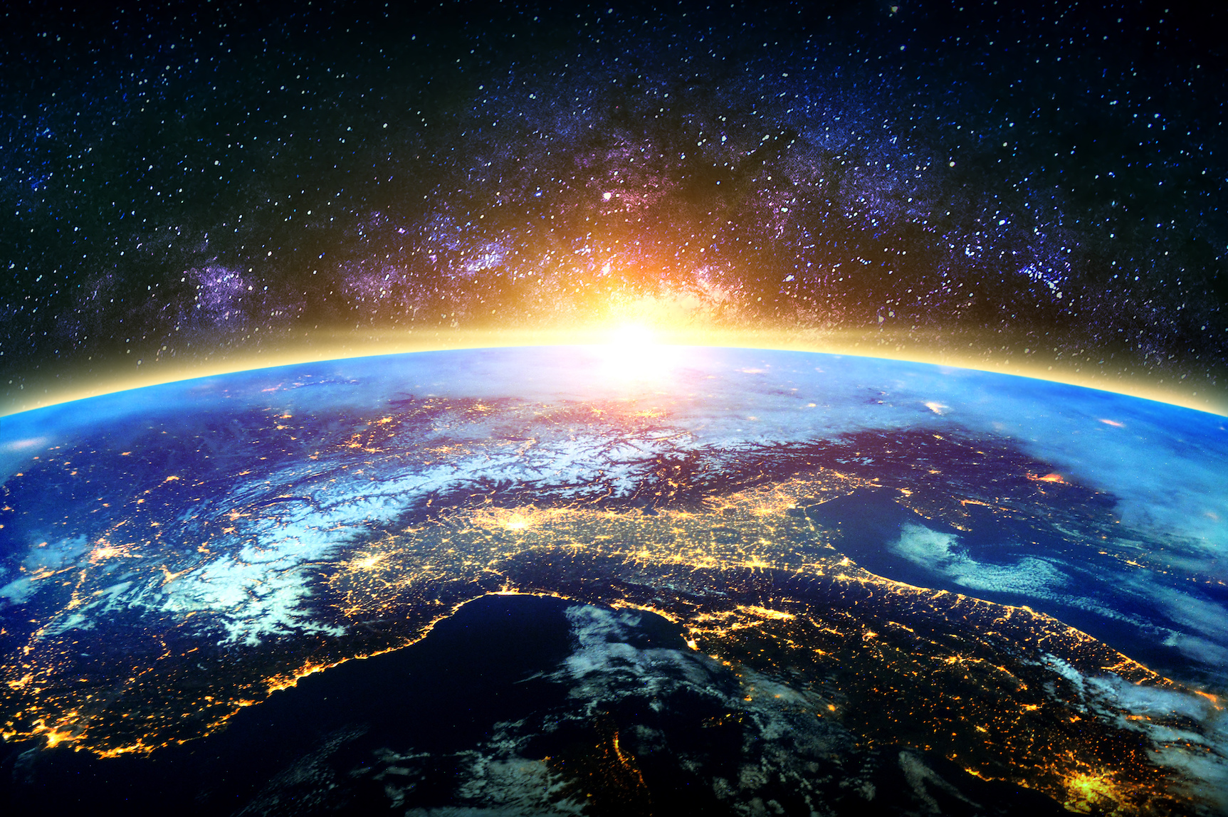 It had been thought that neutrinos could pass through anything, but a new study found that the Earth absorbs high energy neutrinos.