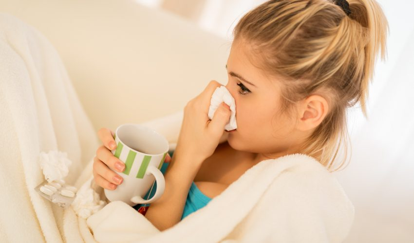 The common cold usually makes its first appearance around this time of year, but why hasn't our body developed an immunity to it yet?