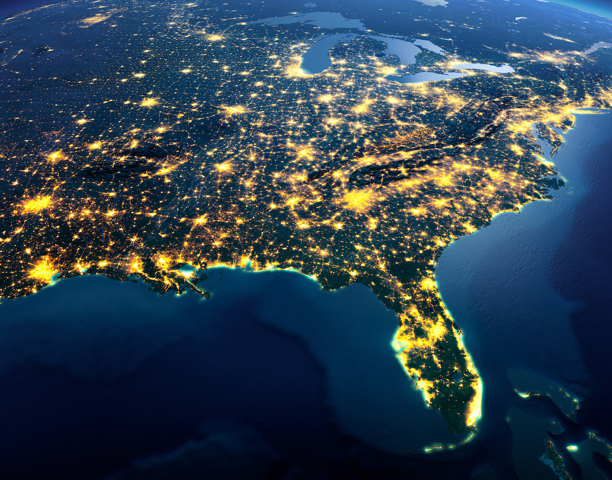 Sea-level rise may impact a great number of archaeological sites, cemeteries, and landscapes in the southeastern United States.