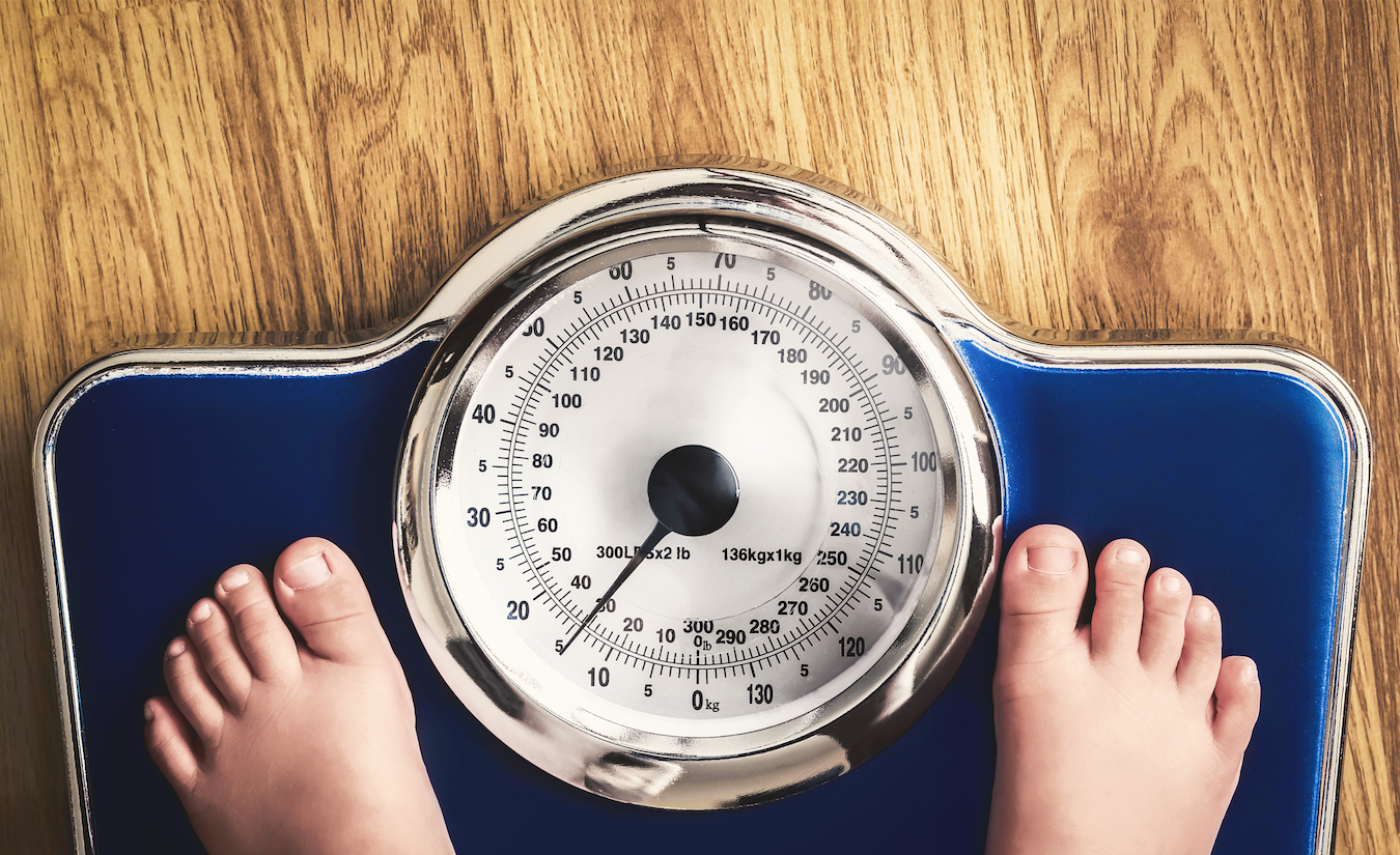 At the current rate of child obesity, over half of the children living in the United States today will be obese at age 35.