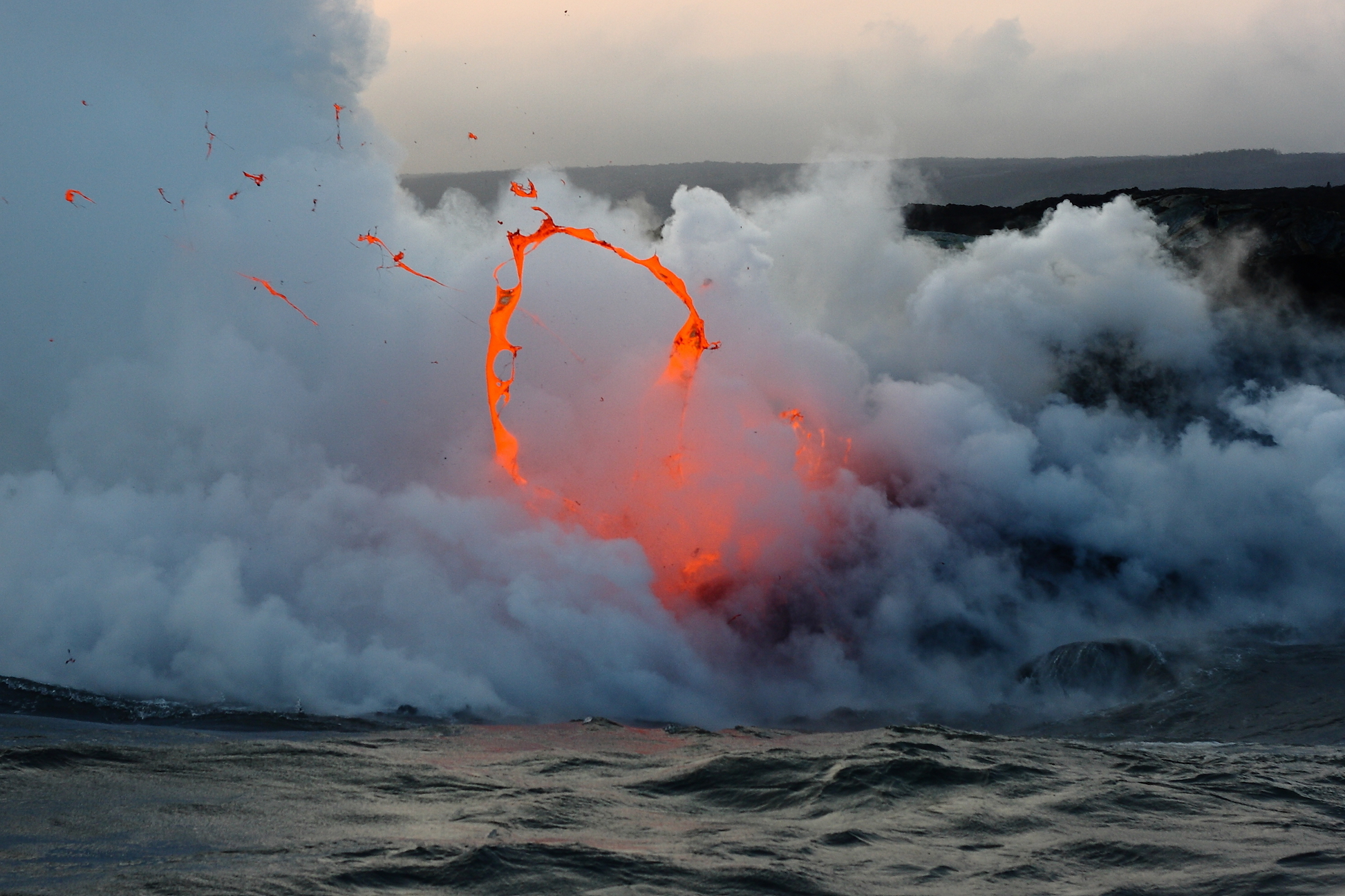 Even though most volcanoes erupt beneath the ocean, scientists do not know much about underwater volcanic activity.