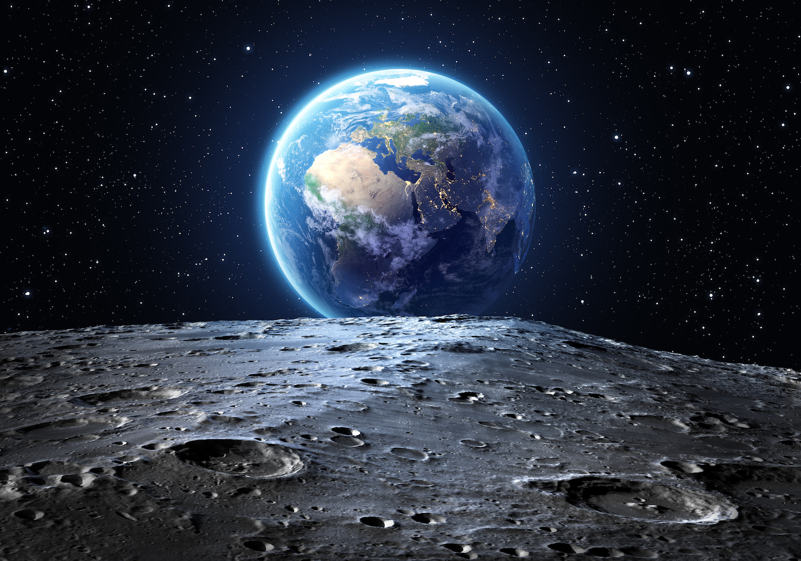 A new study has revealed that the late bombardment of debris from the moon's formation delivered more mass to the Earth than was thought.