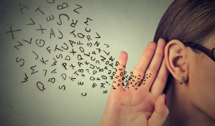 In demanding environments, both adults and children depend more on their right ear for processing and retaining what they hear.