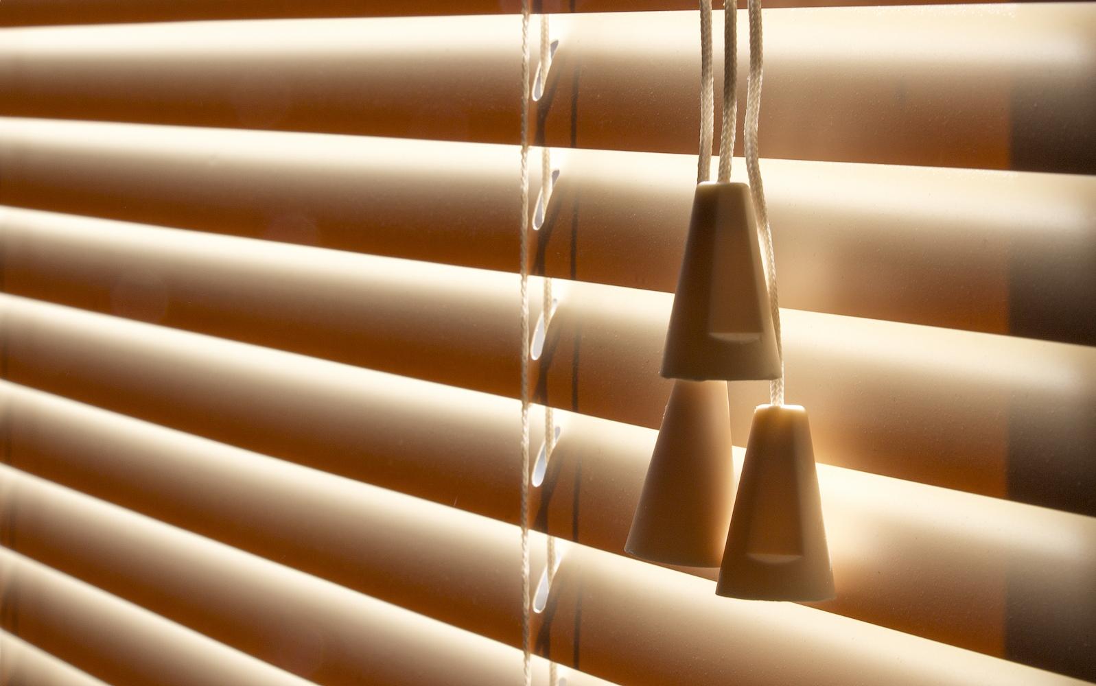 Window blinds pose a strangulation threat to children for 2 way window blinds