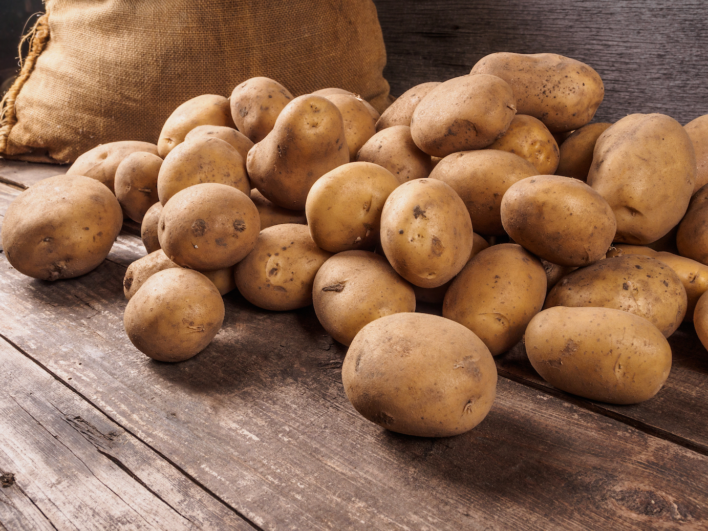According to a new report, the introduction of potatoes helped reduce conflict in Europe for a minimum for 200 years.