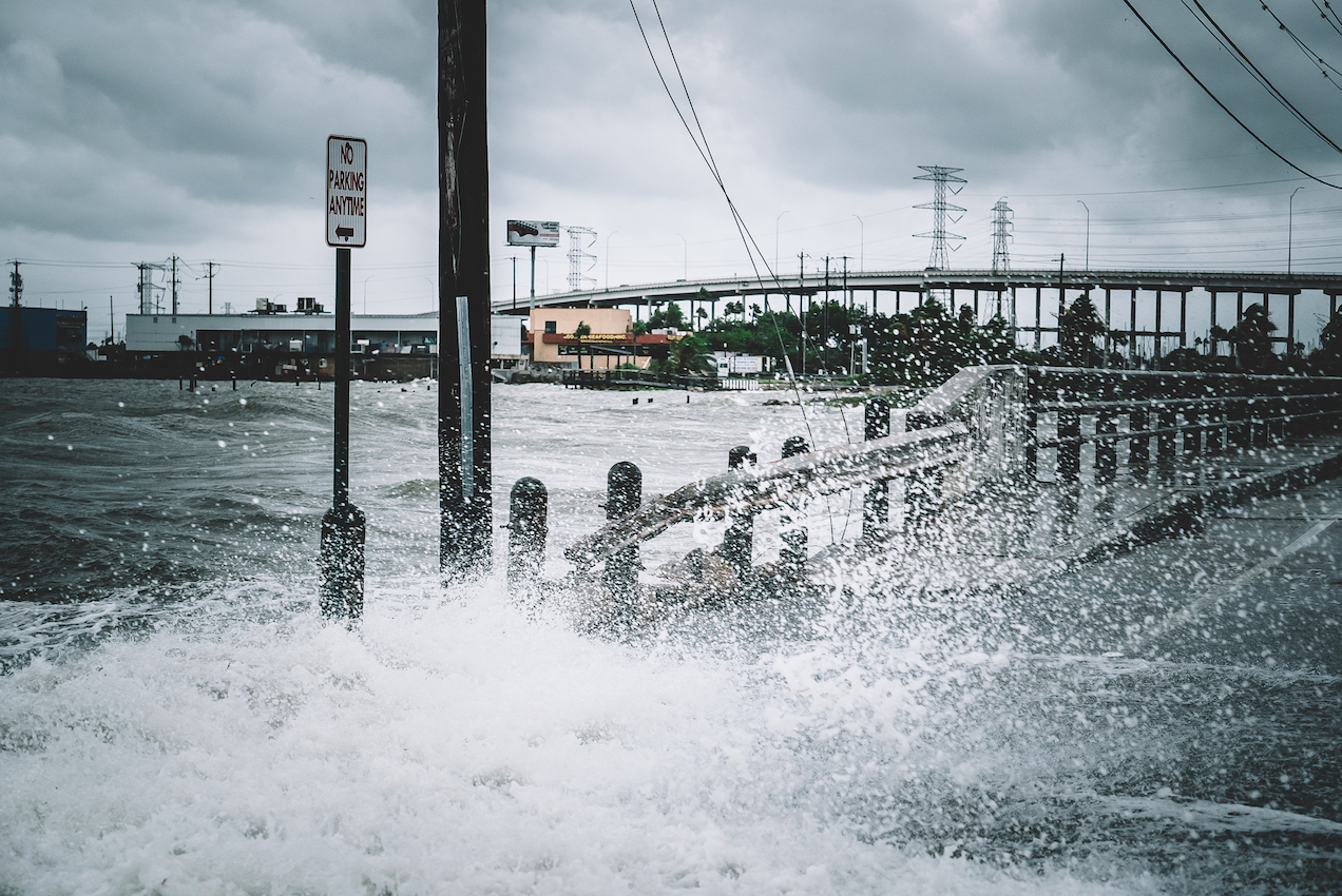 A new study has found that climate change made Hurricane Harvey three times as likely to happen and escalated its rainfall by 15 percent.