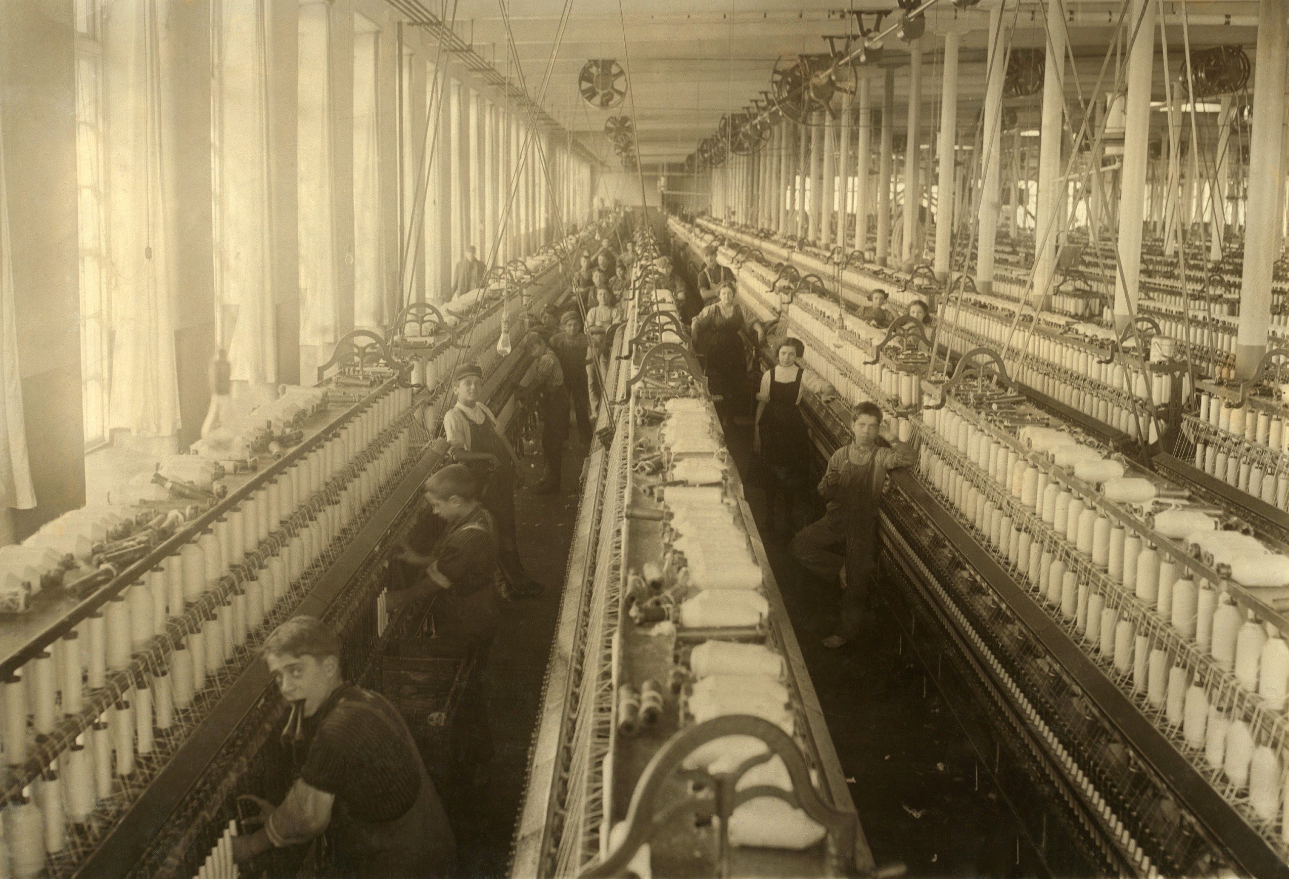 A new study has found that the psychological consequences of the Industrial Revolution are lingering in many communities today.