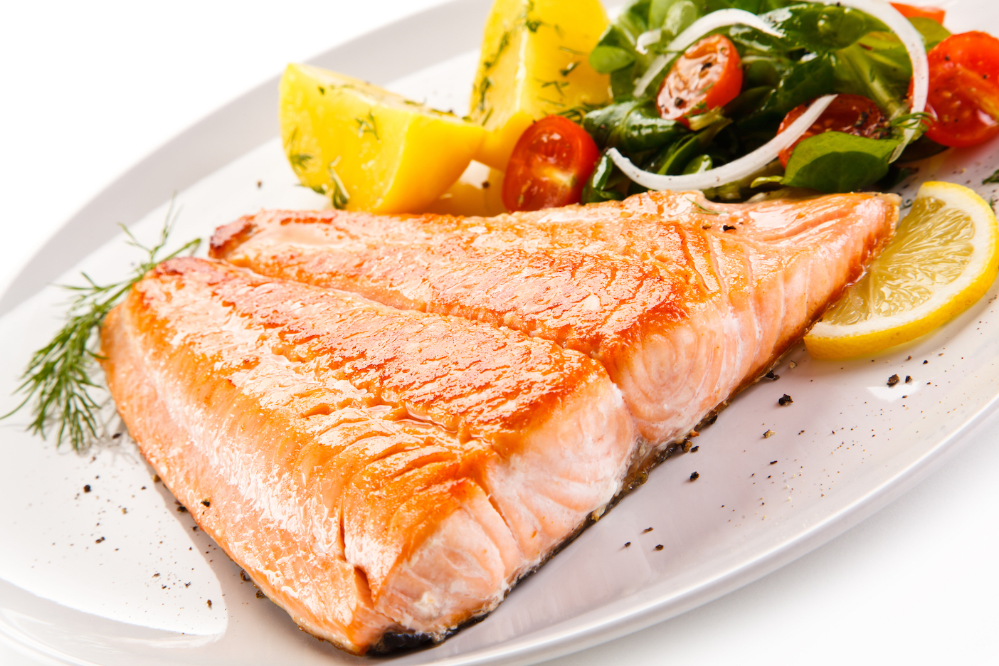 Researchers have found that children who eat fish at least once a week sleep better and have higher IQ scores.