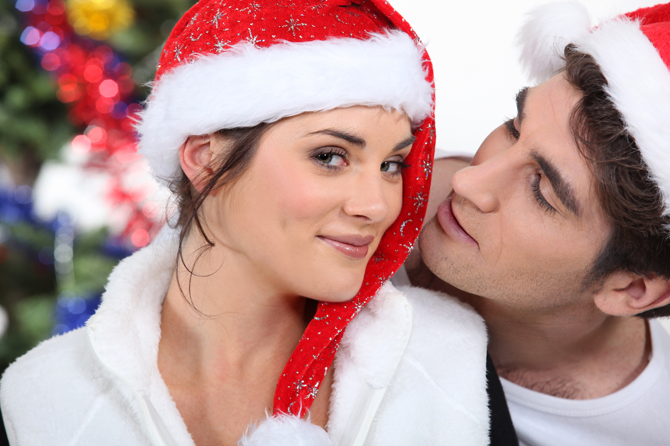 Scientists are reporting that the mood and behavior of society shifts around the holidays, and people become more interested in sex.