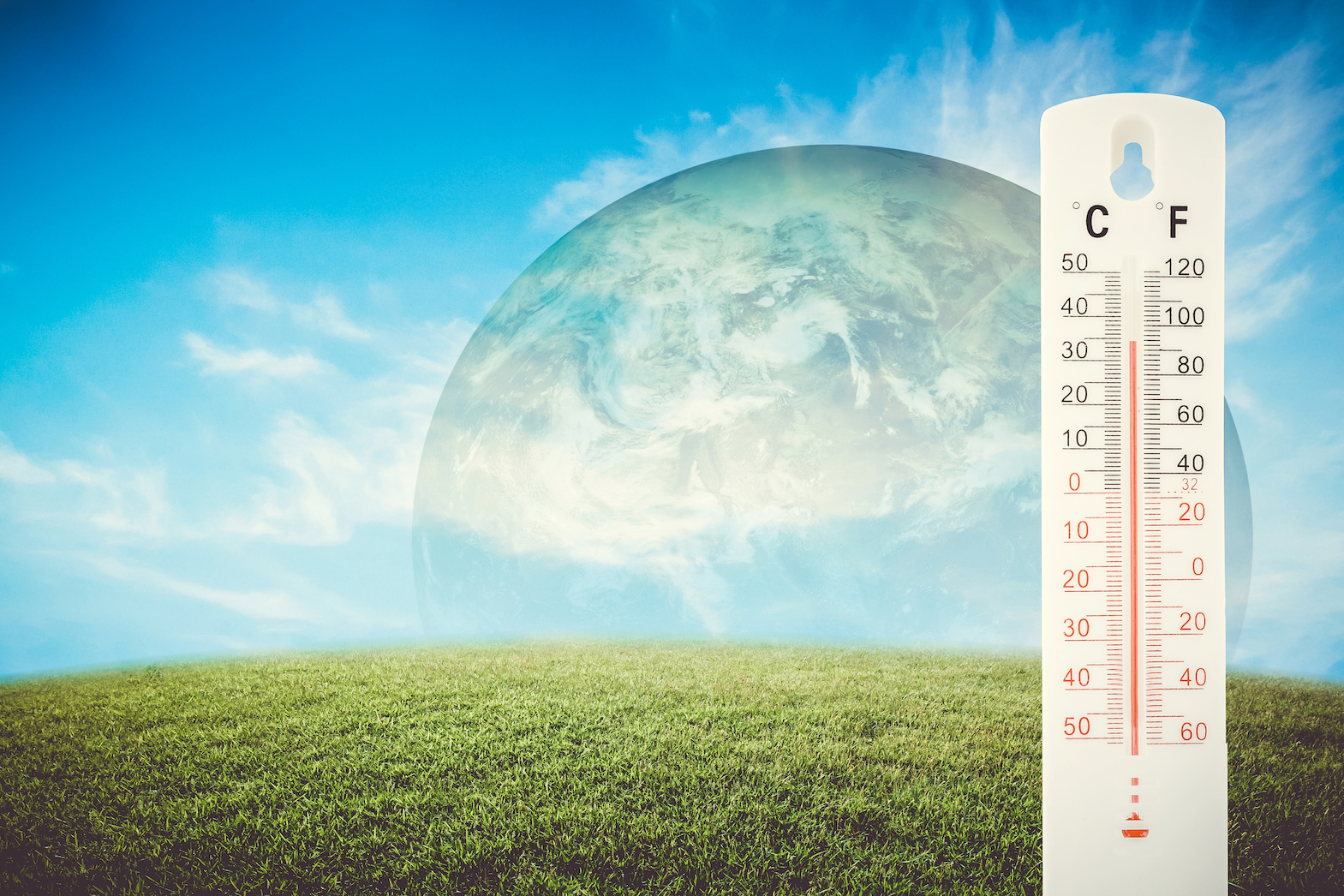 Experts are reporting that 2018 will not be as hot as its preceding years due to the La Niña weather event which brings cooler temperatures.