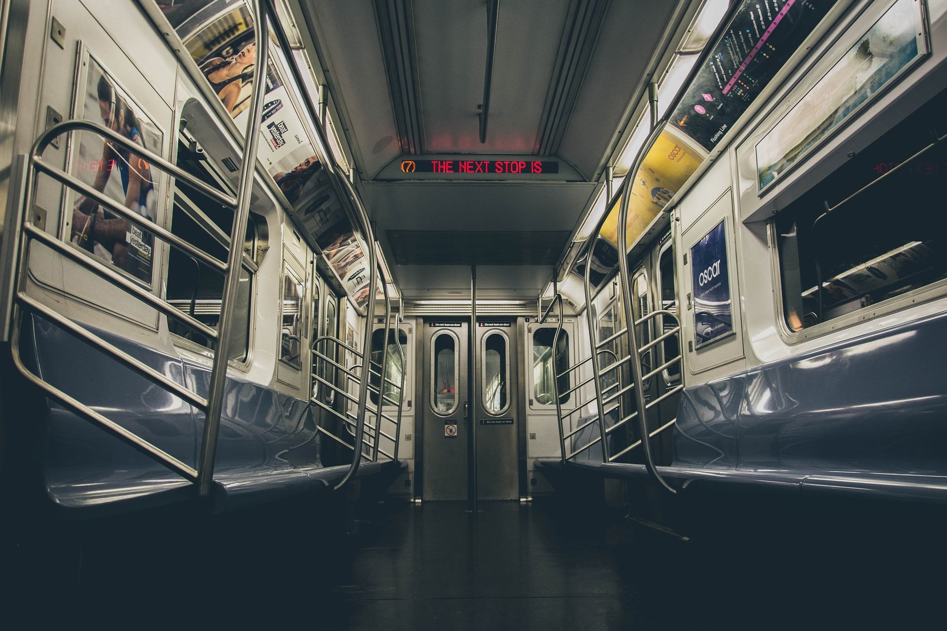 A new study has found that underground transit routes are likely to contain higher levels of carcinogens in the air.