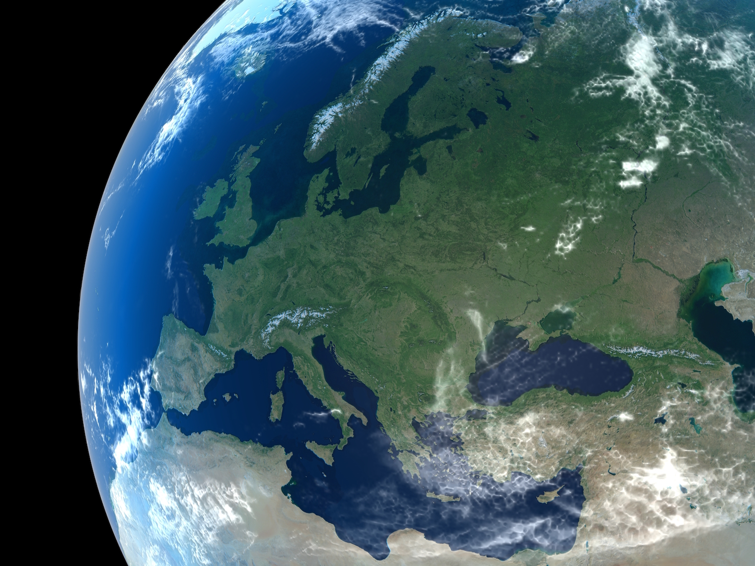 According to a new study, the interaction of two major climate trends affects weather cycles and ecosystems.