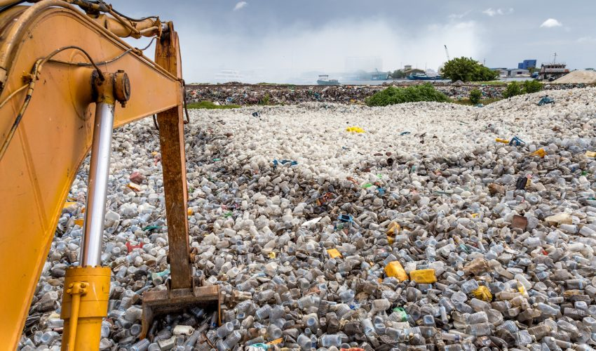China will no longer be importing plastic waste and garbage from other countries, forcing the UK to restructure its recycling.