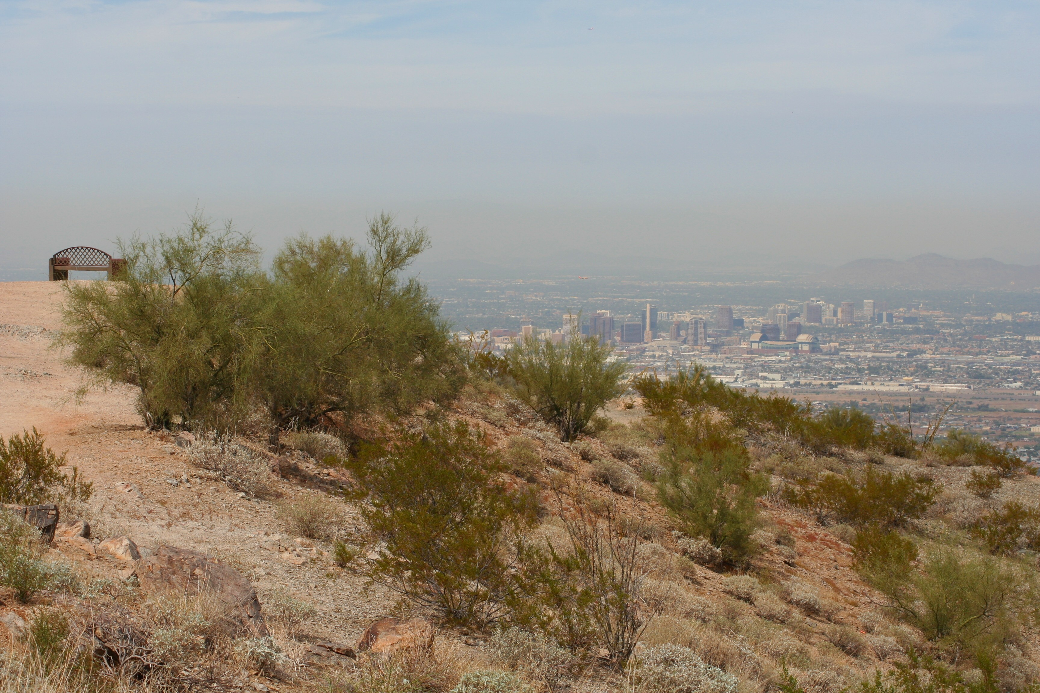 Phoenix, Arizona rang in the new year with dangerous air pollution levels and a pollution advisory still in effect.