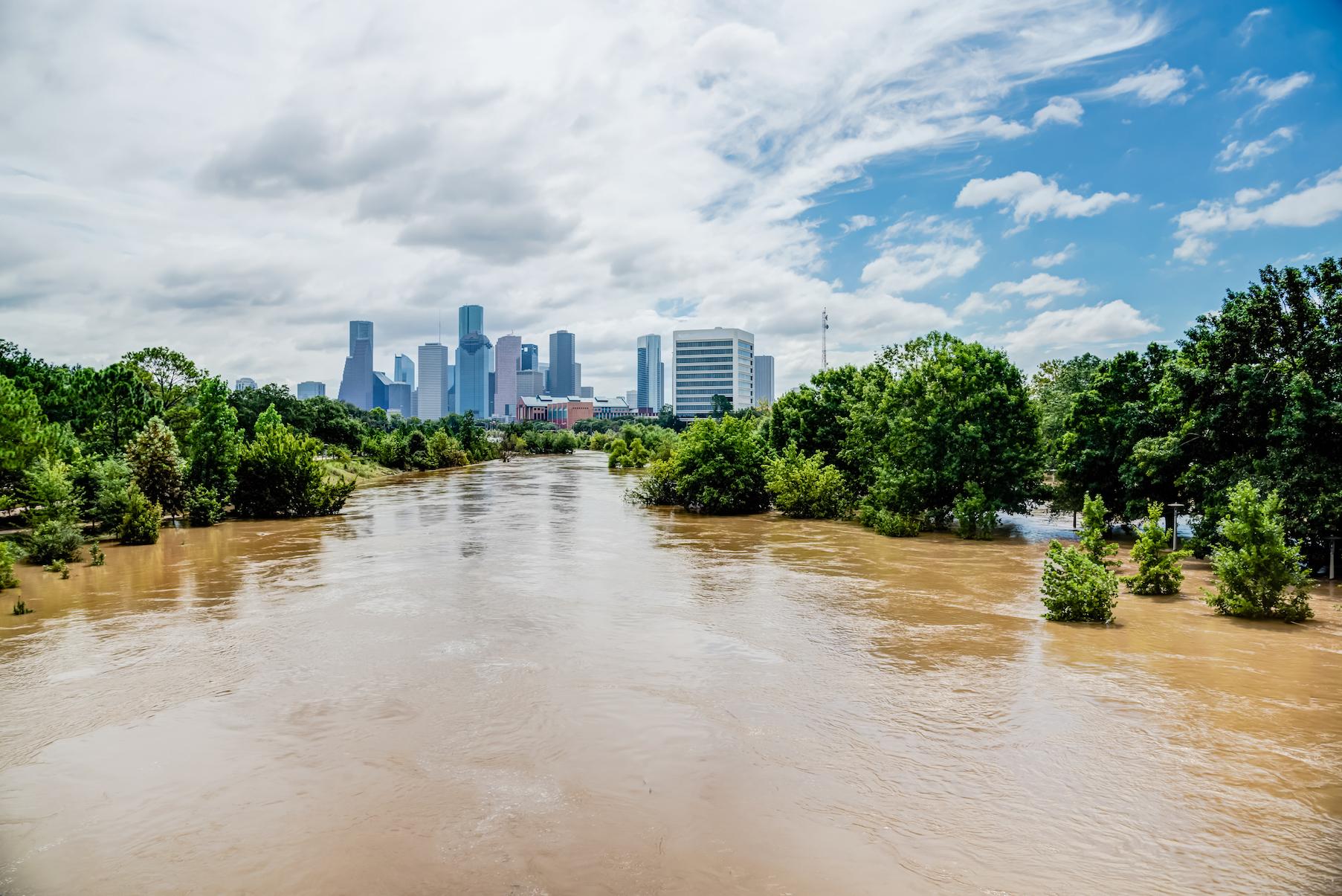 Houston Natural Disasters History