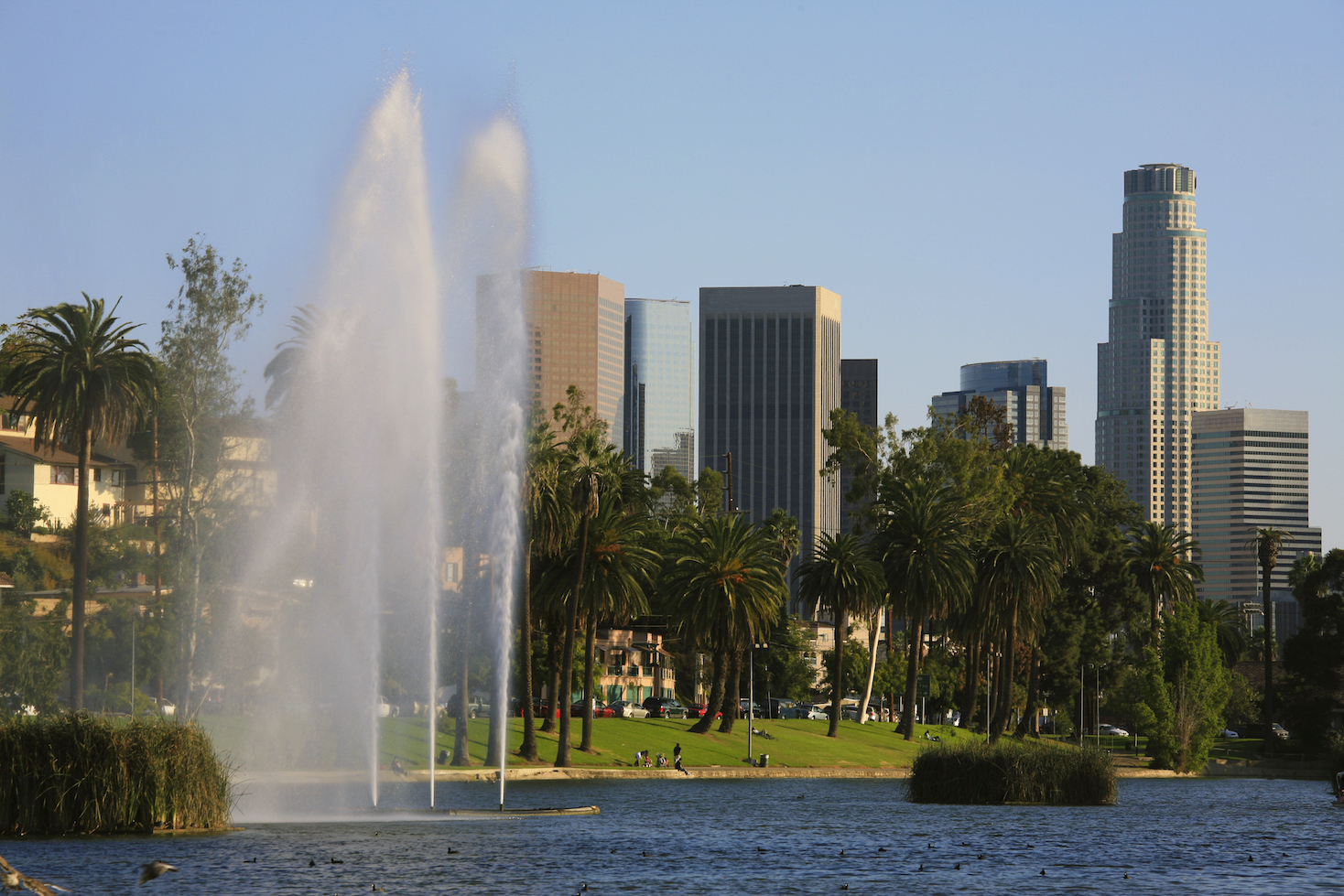 Water conservation measures in the state of California have also significantly reduced electricity consumption and greenhouse gas emissions.