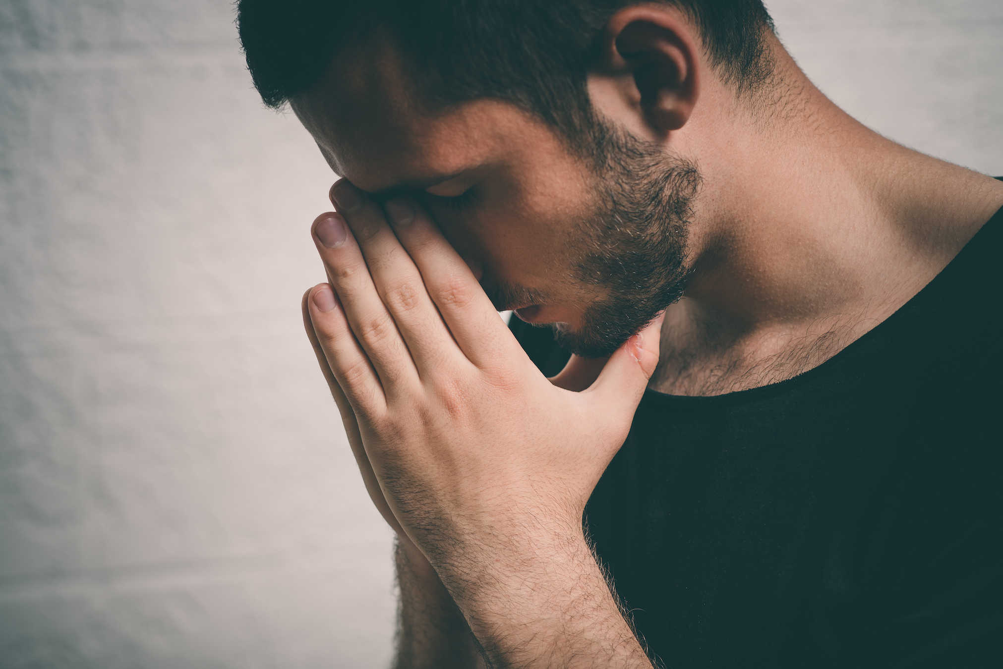 According to a survey, many people who are not religious still turn to prayer during personal crisis or difficult times.
